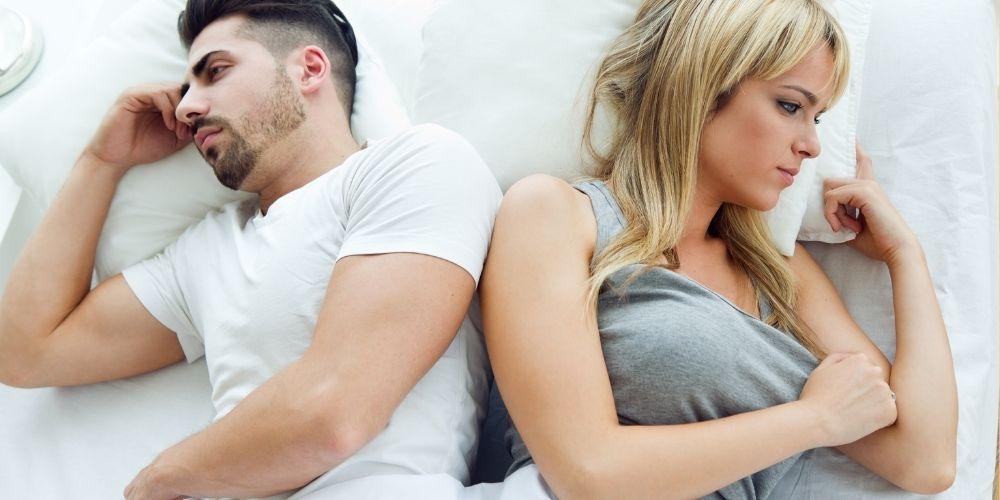 Čo stresuje v intímnom živote mužov a čo ženy?
