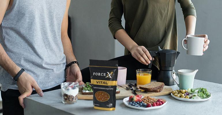 Ranajky s forcex vital pre vaše zdravie