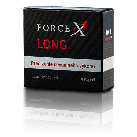 Krabička Force X Long