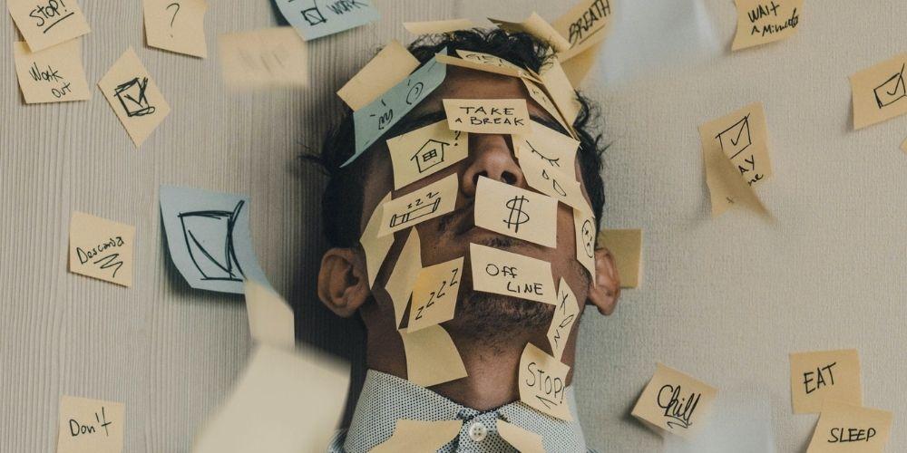 syndrom vyhorenia, stres, vela uloh a povinnosti